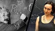 24-летняя Сабрина Пастерски - будущий Эйнштейн