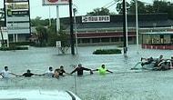 История, произошедшая в Хьюстоне после урагана, вернет вам веру в человечество