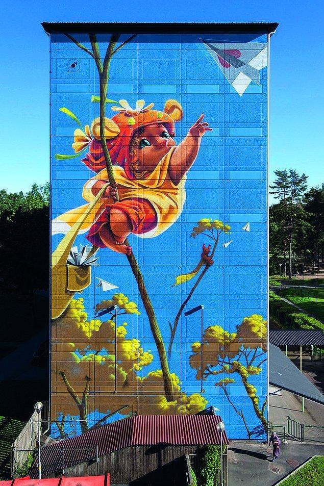 4. Gothenburg, İsveç