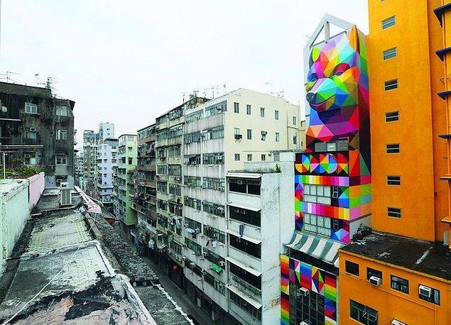 9. Tong Mi, Hong Kong