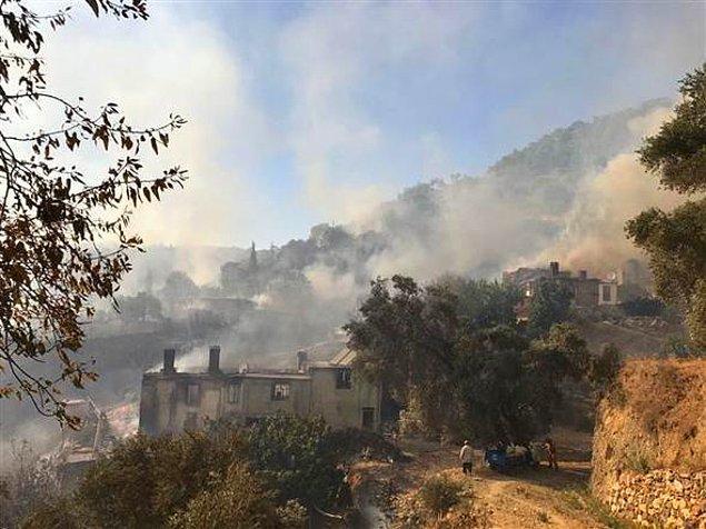 256 nüfuslu Zeytinköy Mahallesi boşaltıldı...
