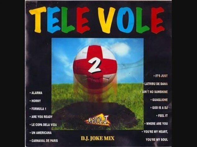 8. Yabancı şarkı kültürümüzün çoğunun TeleVole'de çalan şarkılardan oluşması