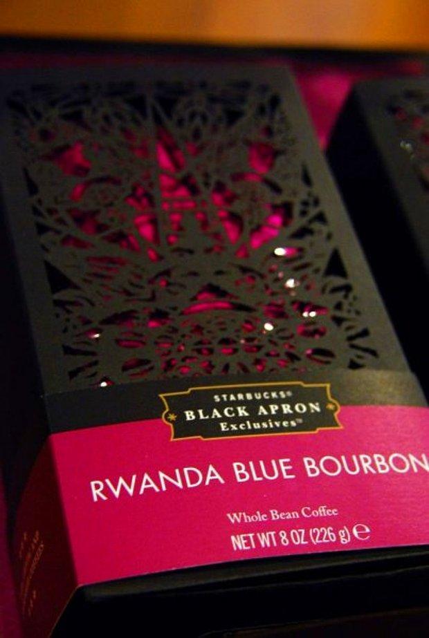Starbucks Rwanda Blue Bourbon