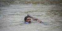 Эти 20 кошмарных фото наводнения в Южной Азии тронут вас до слёз😱