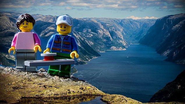 Norveç'e çok uzun, çok sarı, çok mavi göz hayaliyle gidenlere kötü haber: BA LIK LAN DI NIZ.