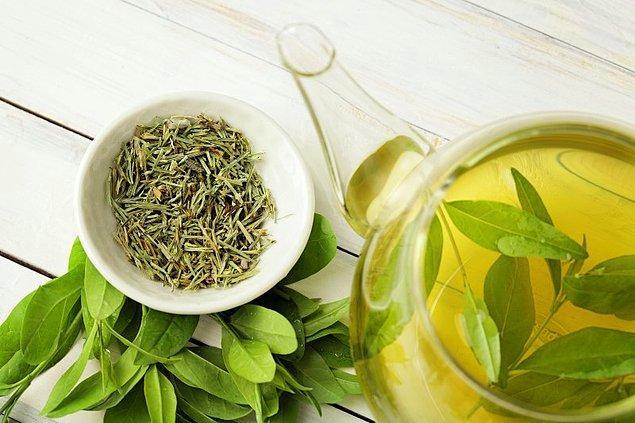 4. Yeşil çay
