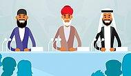 Тест: Как бы вас назвали, родись вы арабом?