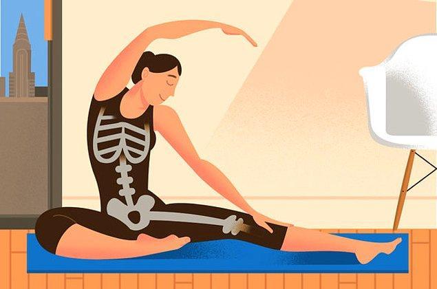 5. Kemik sağlığını korur.