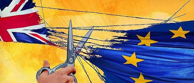 5. Birleşik Krallık'ın Avrupa Birliği'den çıkma süreci kamuoyunda hangi isimle adlandırıldı?