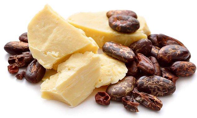 7. Kakao yağı