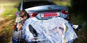 21 самый вопиющий пример свадебного фотошопа