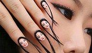 Новый тренд волосатые селфи-ногти выглядит так же ужасно, как и звучит