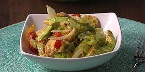 Если ЗОЖ для вас не пустой звук, то этот салат вам непременно понравится!