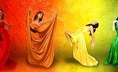 Тест: Какой цвет отражает твою истинную сущность?