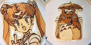 Вы удивитесь, когда увидите лица своих любимых аниме-персонажей на… блинчиках!