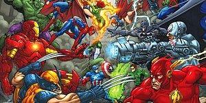 Тест: Отличите героев комиксов DC от Marvel