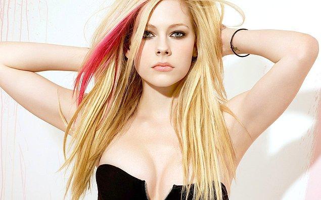 1. Avril Lavigne
