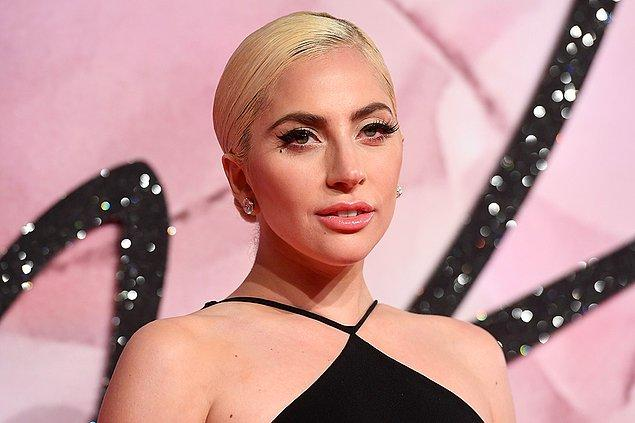 13. Lady Gaga