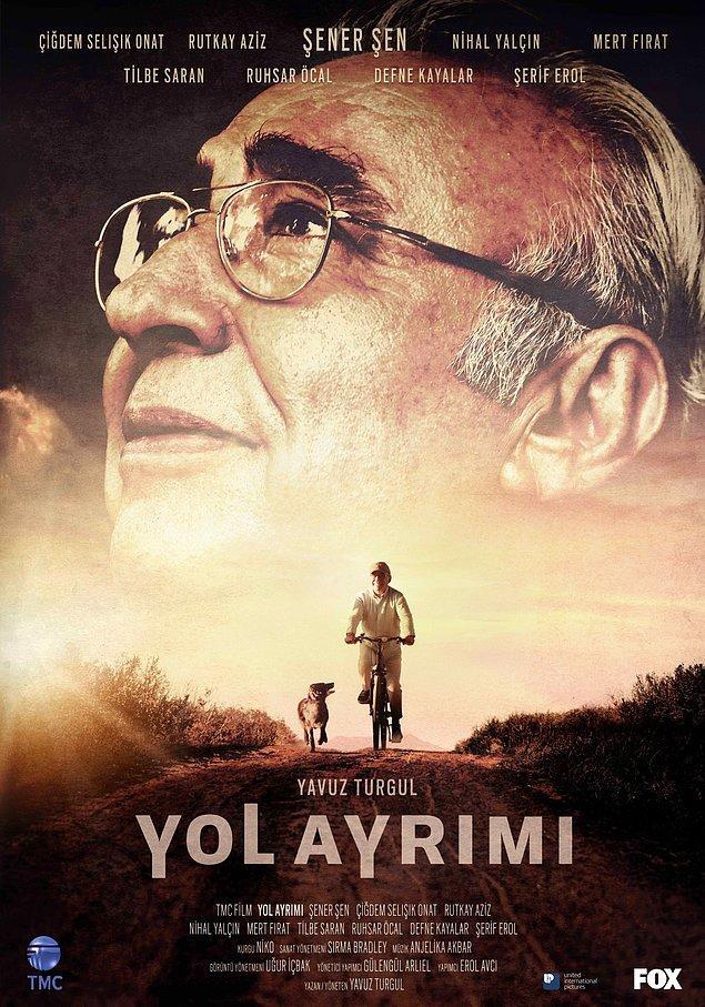 15. Şener Şen ve Yavuz Turgul'un yeniden buluştuğu Yol Ayrımı filminin posteri ve fragmanı yayınlandı.