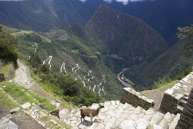 12. Machu Picchu (Peru)