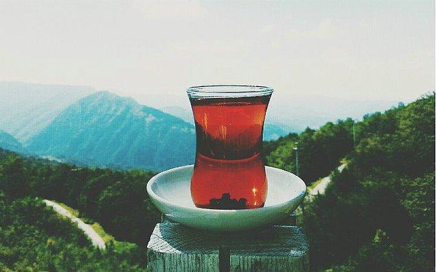 8. Sabırsızsınızdır. Şekerli çay içmeyi bırakır bırakmaz kilo vermeyi hedeflemeniz bundandır.