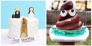 16 тортов, которые однозначно подойдут для празднования... развода!