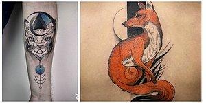 """Ищите эскиз для тату? Посмотрите на эти гармоничные татуировки в стиле """"ар-нуво"""""""