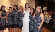 Вот это совпадение: 6 женщин случайно пришли на свадьбу в одинаковых платьях