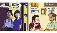 5 жизненных комиксов, которые смогут понять только настоящие совы