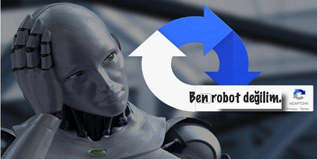 8. CAPTCHA Testi