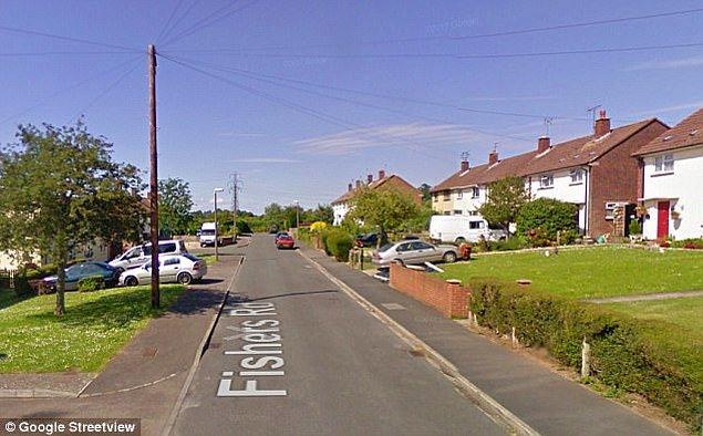 Gloucestershire'da 29 yaşındaki partneri ve 7 yaşındaki kızıyla birlikte oturan Jessica Green'in oğlu sözde bu mahalledeki komşulara rahatızlık veriyor.