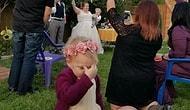 """""""Да когда это уже закончится?!"""": 20 уморительных фотографий детей на свадьбах"""