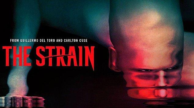 17. The Strain   IMDb 7.4