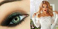 Скажем, какое свадебное платье вам выбрать, исходя из ваших предпочтений в макияже