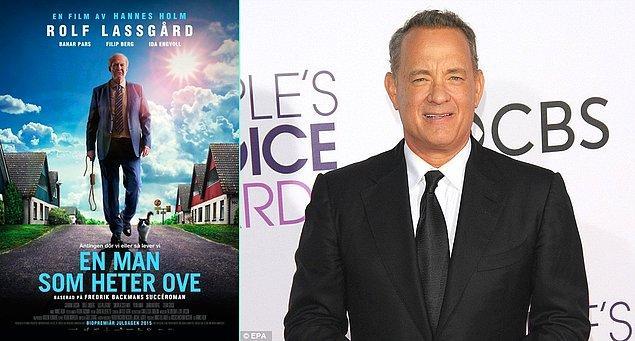 """2. Bu yıl Oscar'a aday olan İsveç yapımı """"A Man Called Ove"""" filmini Hollywood yeniden çevirecek. Başrol Tom Hanks'in."""