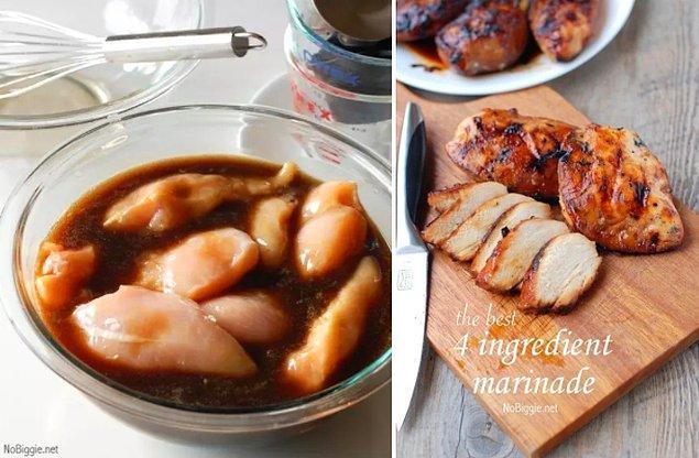 4. Tatlı soya sosu