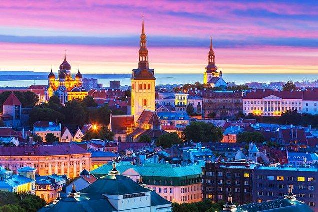 3. Estonya