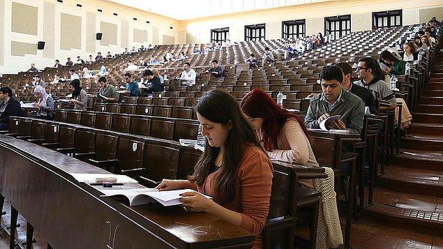"""""""Üniversite sınavıyla ilgili en kısa zamanda gerekli adımlar atılacak"""""""
