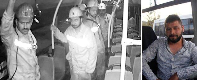 Güvenlik kamerası kayıtlarına ulaşmak isteyen basın mensuplarına konuşan otobüs şoförü Ogün Bahar da 'Ben 'oturun' dedim oturmadılar. Israr ettim ama oturmadılar' dedi.