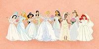 Тест: В каком свадебном платье принцессы Disney вам стоит выйти замуж?