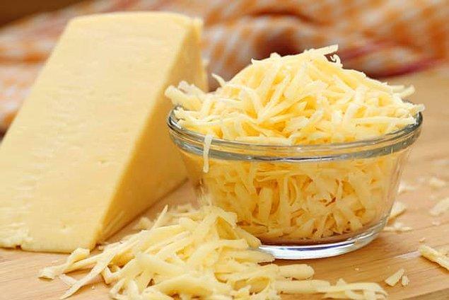 Peynir çıktı!