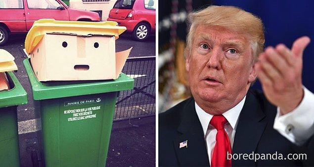 2. Gündemden bir an olsun düş be Trump!