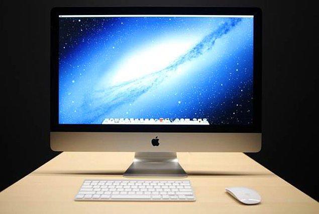 Apple'ın Mac bilgisayarlarında bu işlevi gören üç değil tek bir tuş olması da Bill Gates'i düşündürmüş olmalı.