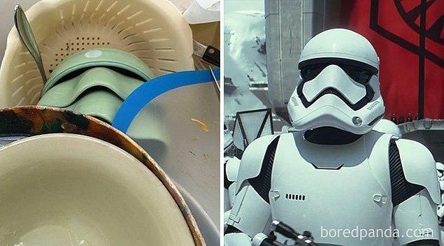 5. Her yerde harcanan Stormtrooper!