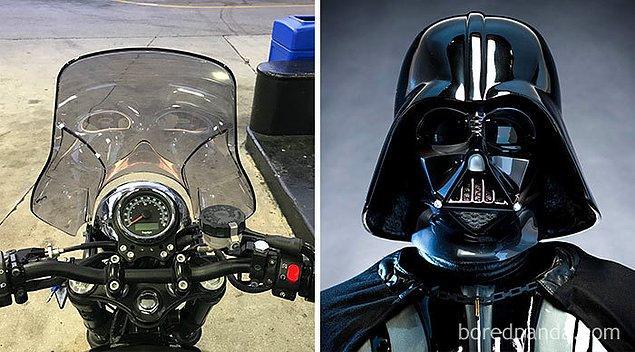 9. Endamın yeter be Darth Vader!