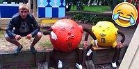 13 фото детских площадок в России, на которые вы вряд ли отведёте своих детей
