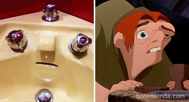 21. Vahşi ve asil ruhlu Quasimodo...