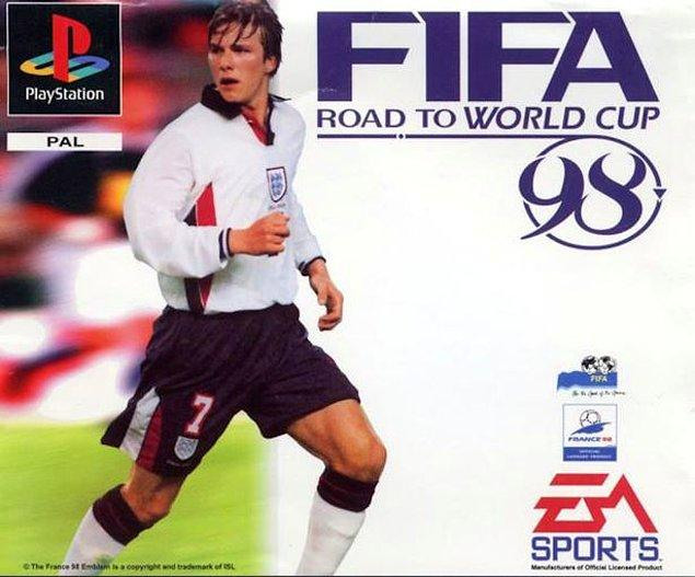 5. FIFA 98: Road to World Cup