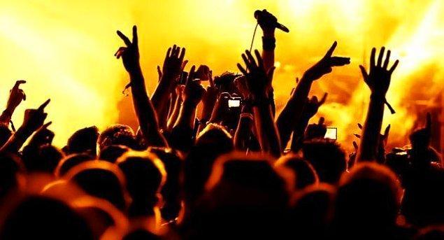 Kontrol grubuna ise müzik dinletilmeden fotoğraflar gösterildi.