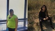 Женщина, весившая 101 кг, показала, что делают с телом 2 года тренировок